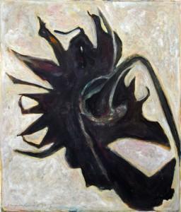 Marja de Raadt 2013 - gouache - 60x50 cm