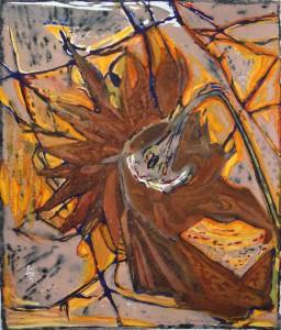 Marja de Raadt 2013 - gouache - 39x33 cm
