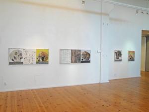 Marja de Raadt - oil on canvas